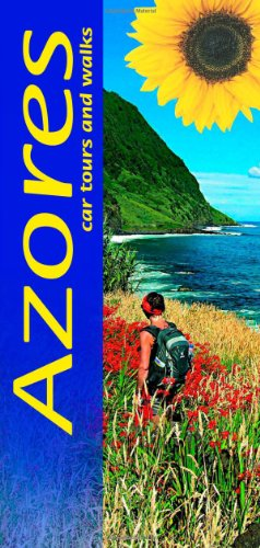 9781856914079: Azores: Car Tours and Walks (Landscapes)