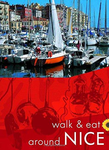 9781856914307: Nice Walk & Eat Series (Walk and Eat)