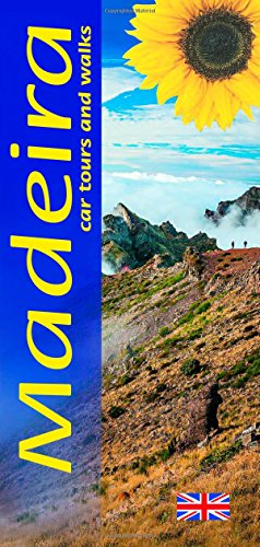 9781856914550: Sunflower Landscapes of Madeira: A Countryside Guide