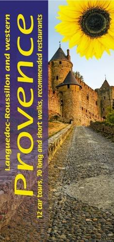 9781856914758: Languedoc-Roussillon and Western Provence: Car Tours, Walks, Recommended Restaurants (Landscapes)