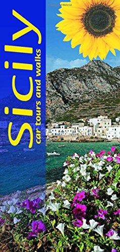 Sicily: Car Tours and Walks (Landscapes): Peter Amann
