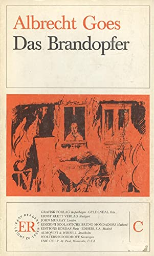 9781856930710: Brandopfer, Das (Easy Reader)