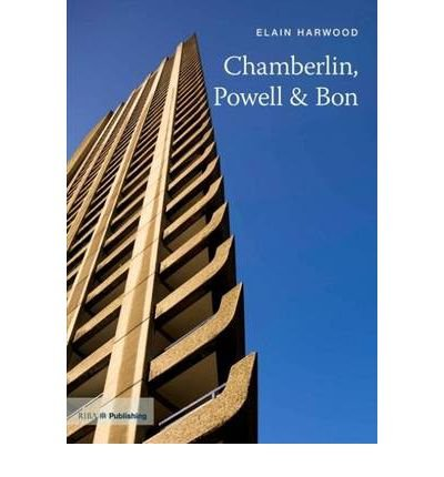 9781856941648: Chamberlin, Powell and Bon (TWENTIETH-CENTURY ARCHITECTS)