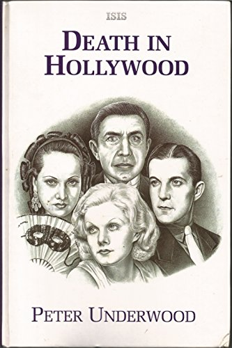 9781856950558: Death in Hollywood (Transaction Large Print Books)