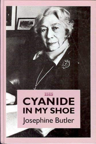 Cyanide in My Shoe (Transaction Large Print Books): Butler, Josephine