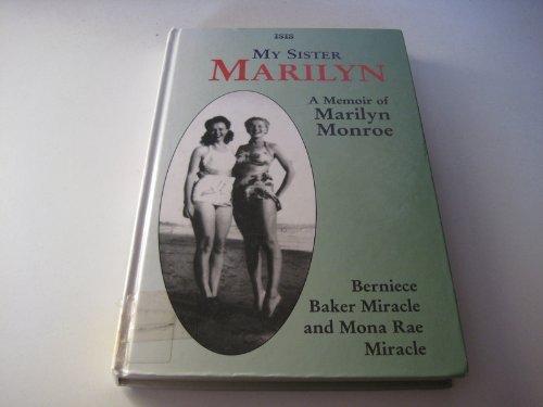 9781856951487: My Sister Marilyn: Memoir of Marilyn Monroe (ISIS Large Print)