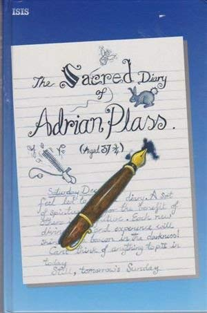 9781856951982: The Sacred Diary of Adrian Plass (Age 37 3/4) (ISIS Large Print)