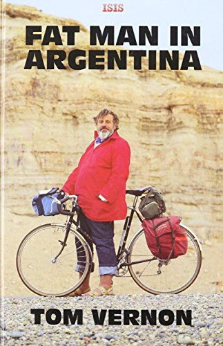 Fat Man in Argentina by Vernon Tom Hardback Book The Cheap Fast Free Post