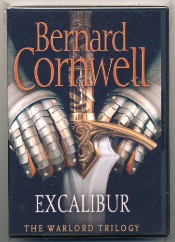 9781856952910: Excalibur by Bernard Cornwell Unabridged MP3 CD Audiobook (The Warlord Trilogy)