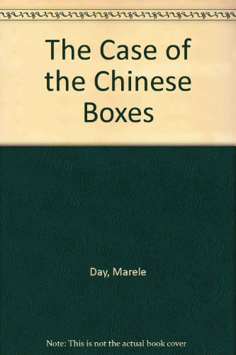 9781856952958: The Case of the Chinese Boxes