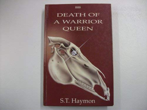 9781856953344: Death of a Warrior Queen (Transaction Large Print Books)