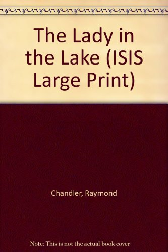 9781856953627: The Lady in the Lake (ISIS Large Print)