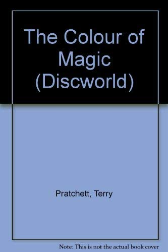 9781856953641: The Colour of Magic (Discworld Novels)