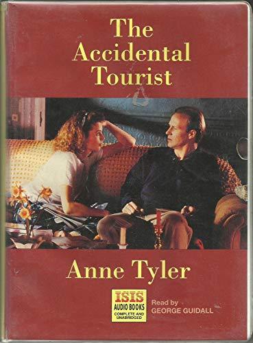 9781856954754: Accidental Tourist: Complete & Unabridged