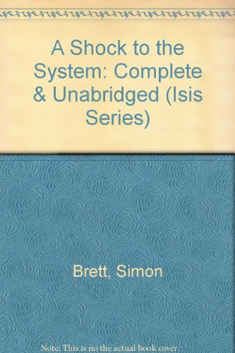 A ShocK To The System (Isis Series) (1856954986) by Simon Brett