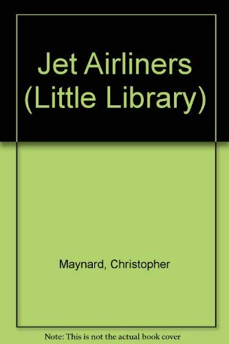 9781856970167: Jet Airliners (Little Library)