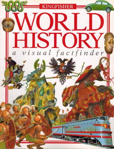9781856970426: World History (Visual Factfinders)