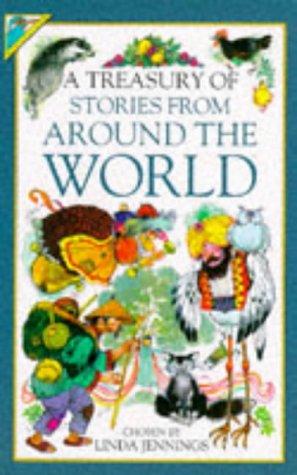 9781856970617: Treasury of Stories from Around the World (Treasuries)