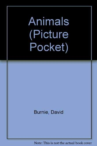 Animals (Picture Pocket) (1856971260) by David Burnie