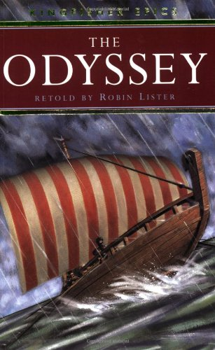 9781856972192: The Odyssey (Kingfisher Classics)