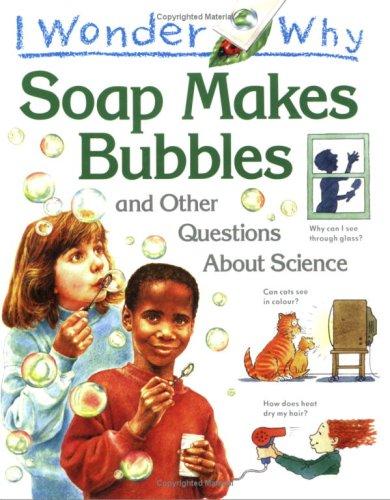 9781856972284: I Wonder Why Soap Makes Bubbles