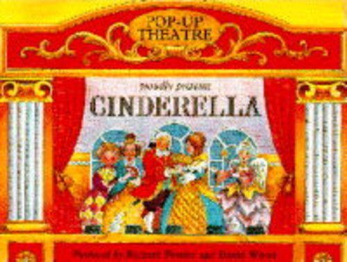 9781856972550: The Kingfisher Pop-up Theatre: Cinderella