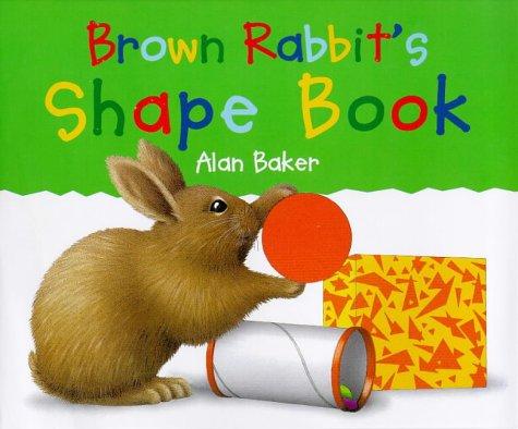 9781856974059: Brown Rabbit's Shape Book (Little rabbit)