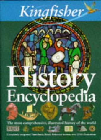 Kingfisher History Encyclopedia (9781856974134) by ALAN BAKER
