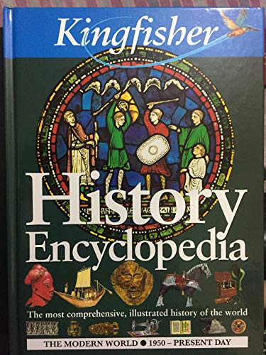 9781856974660: Kingfisher History Encyclopedia