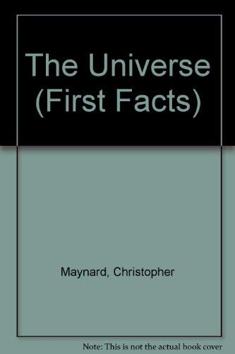 9781856975278: The Universe (First Facts)