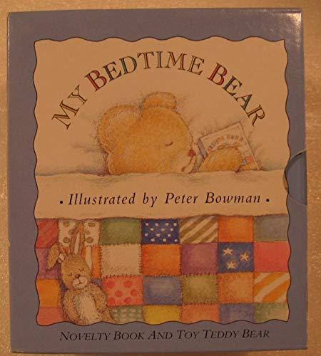9781856975520: My Bedtime Bear/Book and Teddy Bear