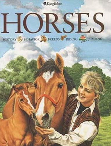 9781856975667: Horses