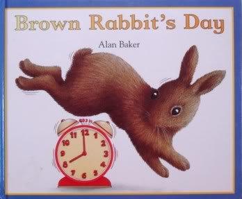 Brown Rabbit's Day (Little Rabbit Books): Baker, Alan