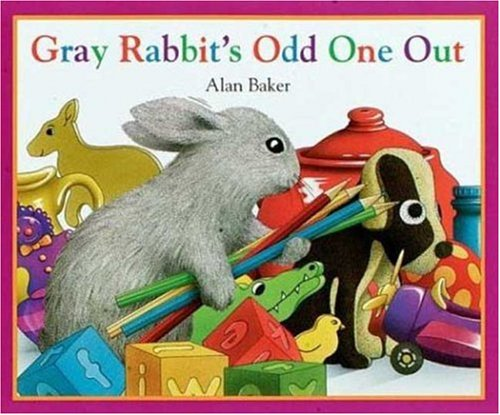 9781856975858: Gray Rabbit's Odd One Out (Little Rabbit Books)