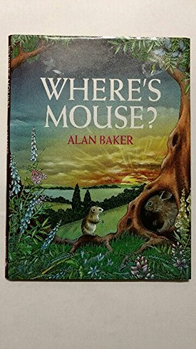 9781856978217: Where's Mouse?