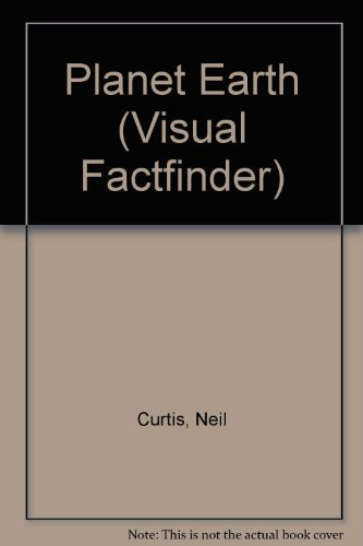 9781856978484: Planet Earth (Visual Factfinder)