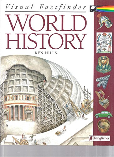 9781856978538: World History (Visual Factfinder)