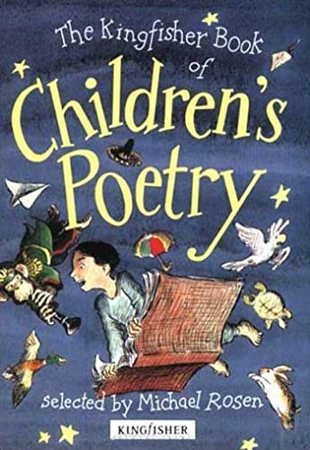9781856979092: The Kingfisher Book of Children's Poetry
