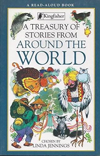 9781856979320: A Treasury of Stories from Around the World (A Read-Aloud Book)