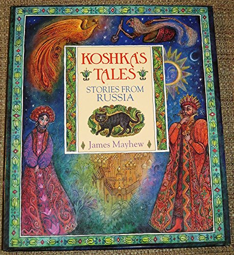 9781856979436: Koshka's Tales: Stories from Russia