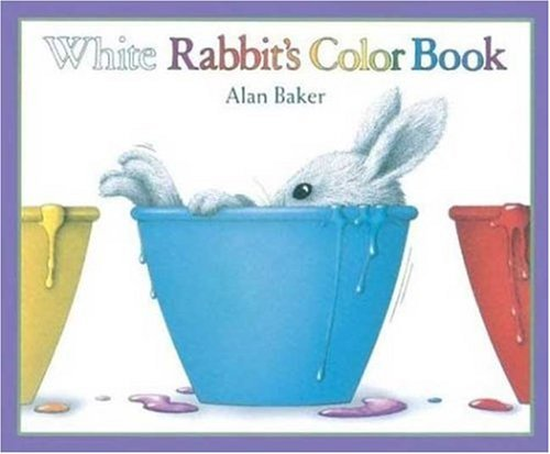 9781856979535: White Rabbit's Color Book (Little Rabbit Books)