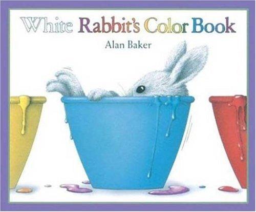 9781856979535: White Rabbit's Color Book