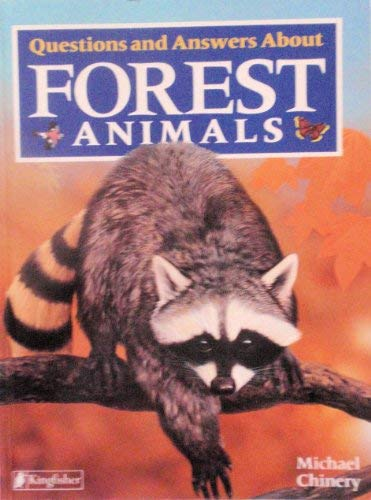 9781856979634: Questions and Answers About Forest Animals
