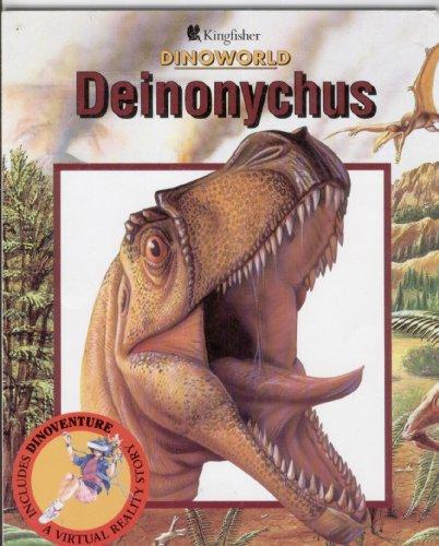 9781856979917: Deinonychus (Dinoworld)