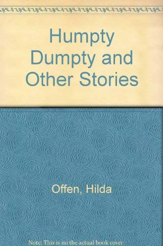 9781856985192: Humpty Dumpty and Other Stories