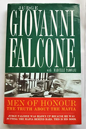 9781857020243: Men of Honour: Truth About Mafia: Truth About the Mafia