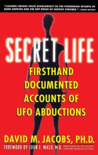 9781857021233: SECRET LIFE: FIRSTHAND ACCOUNTS OF UFO ABDUCTIONS