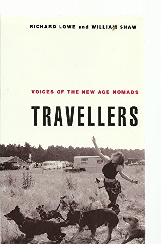 9781857021400: Travellers: Voices of the New-Age Nomads