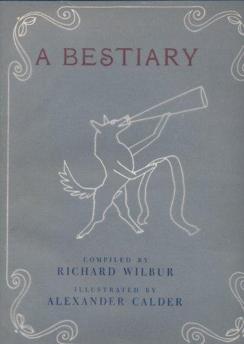 A Bestiary: WILBUR, Richard