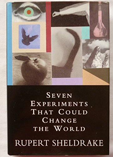 9781857021677: Seven Experiments That Could Change the World